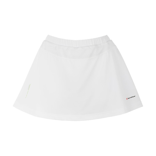 Tecnifibre Girls Cool Skort - White, 10 - 12 Years