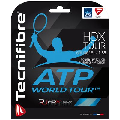 Tecnifibre HDX Tour ATP Natural 1.35 Eco Box String set