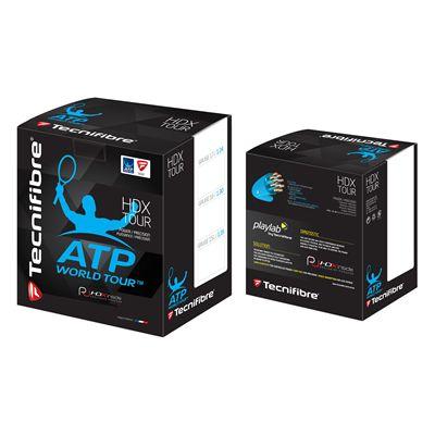 Tecnifibre HDX Tour ATP Natural String - Eco Box