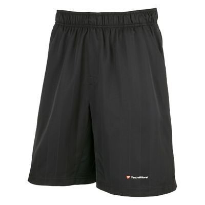 Tecnifibre Mens X-Cool Shorts-Black