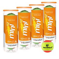 Tecnifibre Mini Tennis Balls - 1 Dozen