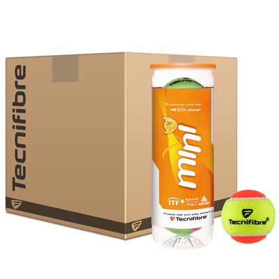 Tecnifibre Mini Tennis Balls - 5 Dozen - Image