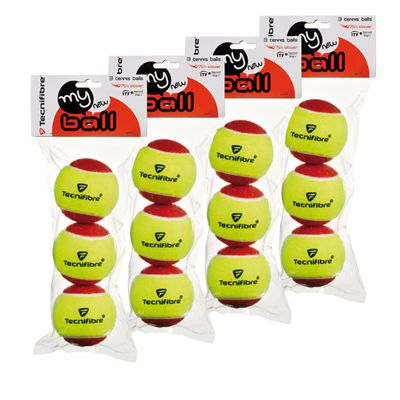 Tecnifibre My New Ball Mini Tennis Balls-1 Dozen