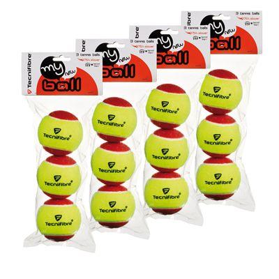 Tecnifibre My New Ball Mini Tennis Balls-1 Dozen