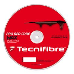 Tecnifibre Pro Red Code Wax Tennis String Reel - 200m