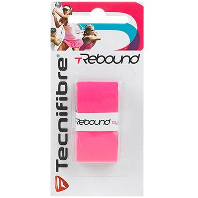 Tecnifibre Rebound Overgrip - Pink
