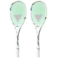 Tecnifibre Suprem 125 Squash Racket Double Pack