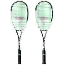 Tecnifibre Suprem 135 Squash Racket Double Pack