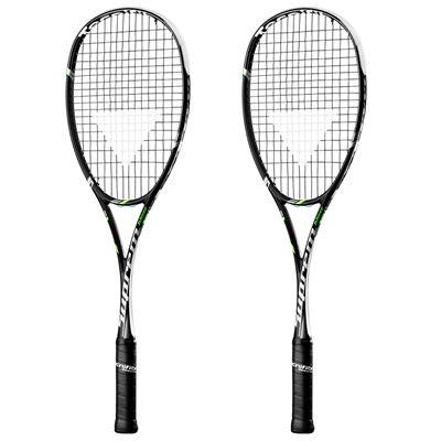 Tecnifibre Suprem Blast Squash Racket Double Pack