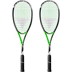 Tecnifibre Suprem SB 125 Squash Racket Double Pack