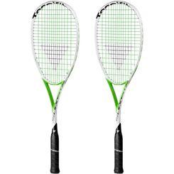 Tecnifibre Suprem SB 130 Squash Racket Double Pack
