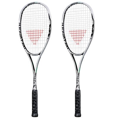 Tecnifibre Suprem Sword Squash Racket Double Pack