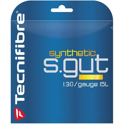 Tecnifibre Synthetic Gut 1.30 Tennis String Set