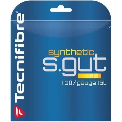 Tecnifibre Synthetic Gut 1.30 Tennis String Set