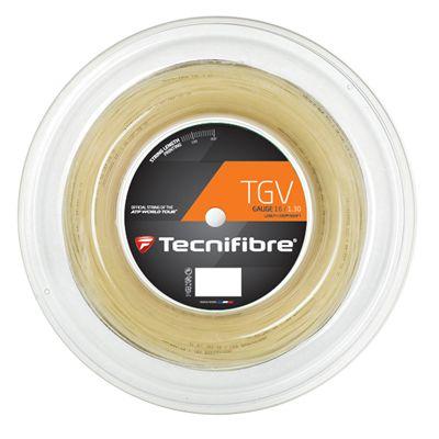 Tecnifibre TGV 1.30 Tennis String 200m Reel - Natural