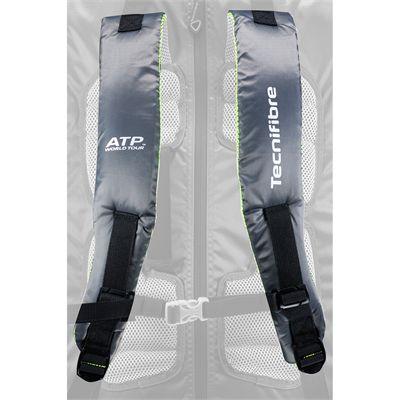 Tecnifibre Tour ATP 9 Racket Bag 2015 - Straps View