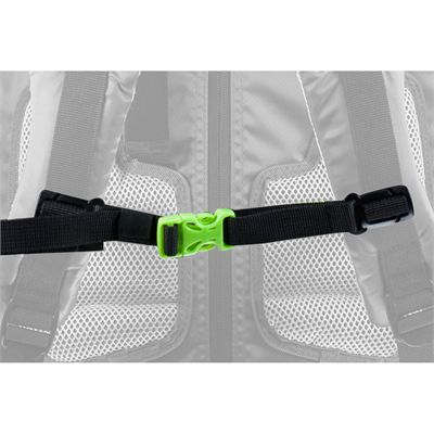 Tecnifibre Tour ATP Backpack 2015 - Horizontal Straps Holding Shoulder Straps