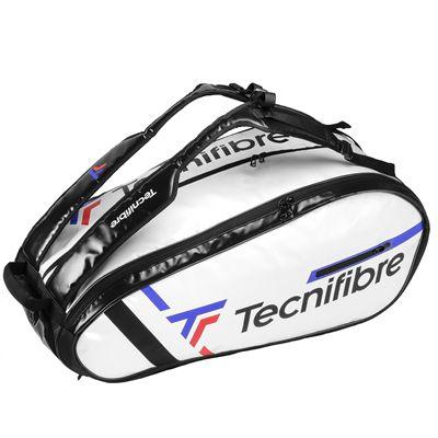 Tecnifibre Tour Endurance 12 Racket Bag - White