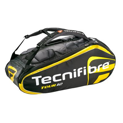 Tecnifibre Tour Line Yellow 12 Racket Bag