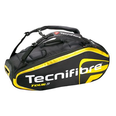 Tecnifibre Tour Line Yellow 9 Racket Bag