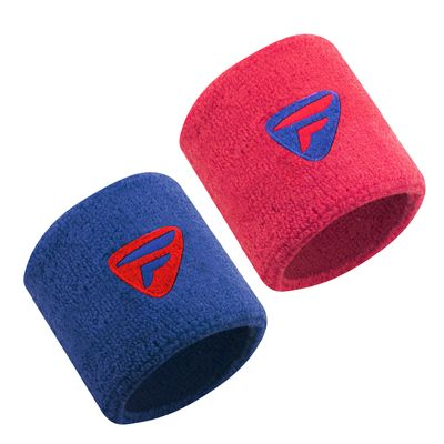 Tecnifibre Wristband AW16 - Assorted pack of 2