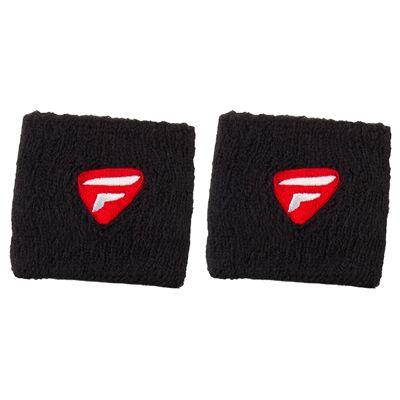Tecnifibre Wristband - Pack of 2 - Black