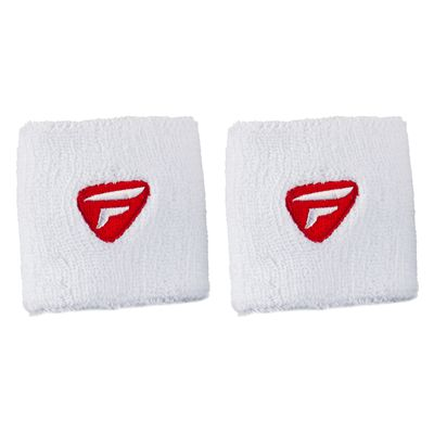 Tecnifibre Wristband - Pack of 2 - White