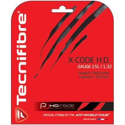 Tecnifibre X-Code HD 1.32 Tennis String Set