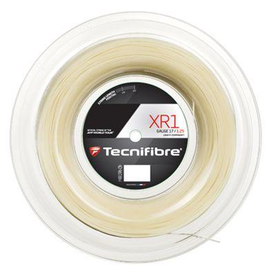 Tecnifibre XR1 1.25 Tennis String 200m Reel - Natural