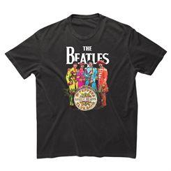 The Beatles Sergeant Pepper T-Shirt