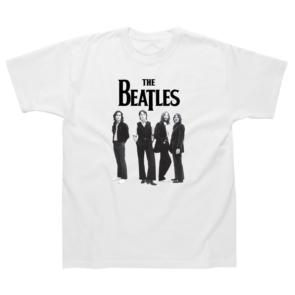 The Beatles Standing T-Shirt Questions And Answers Funny