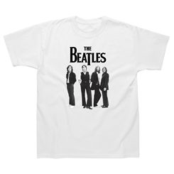 The Beatles Standing T-Shirt