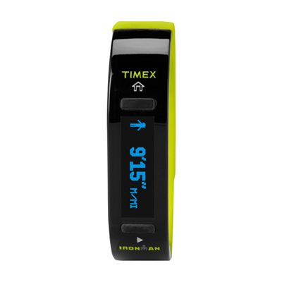 Timex Ironman Move X20 Full Size Activity Band - Lime Image