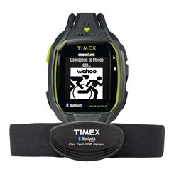 Timex Ironman Run X50+ Running Watch with HRM