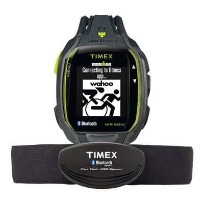 Timex Ironman Run X50 Plus Running Watch with HRM - Main Image