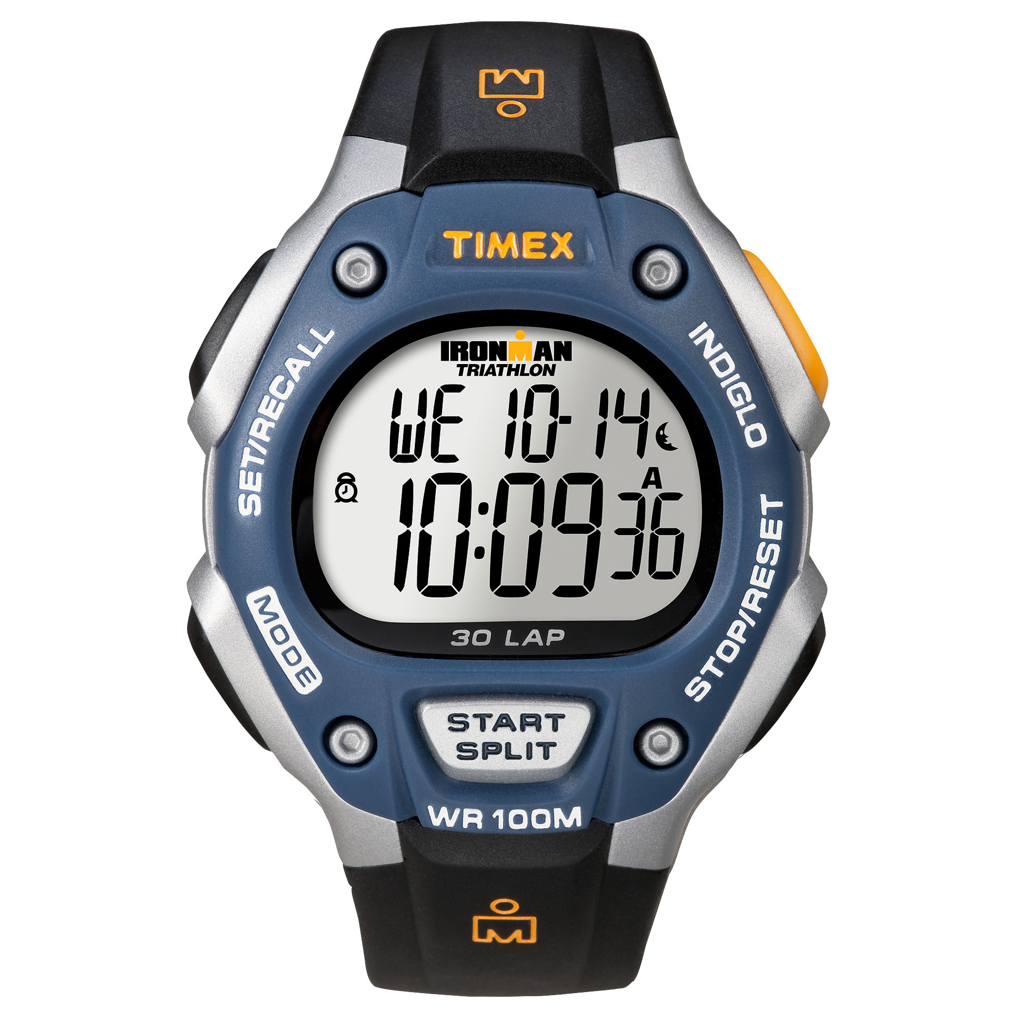 Timex T5E931 Mens Ironman Traditional 30-Lap Watch