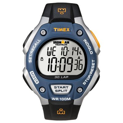Timex T5E931 Mens Ironman Traditional 30-Lap Watch-2000