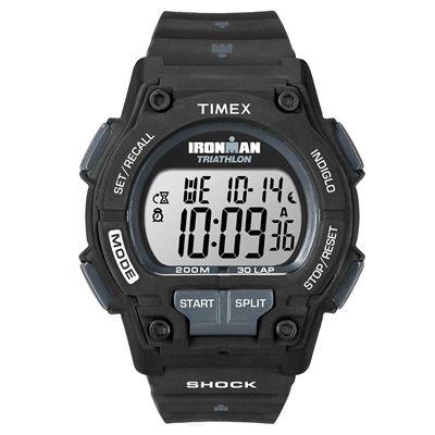 Timex T5K196 Mens Ironman Shock Classic 30-Lap Watch
