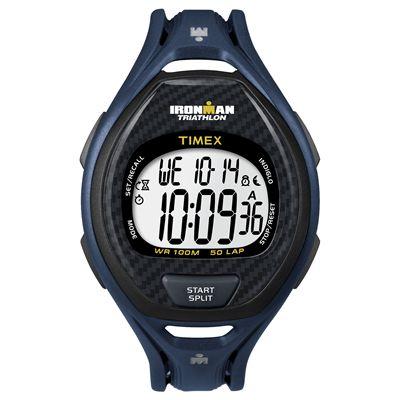 Timex T5K337 Mens Ironman 50-Lap Sleek Watch