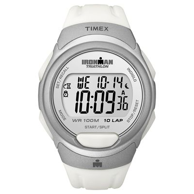 Timex T5K609 Mens Ironman Traditional 10-Lap Watch