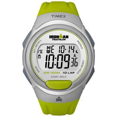 Timex T5K612 Mens Ironman 10-Lap Watch