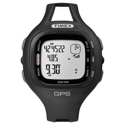 Timex T5K638 Marathon GPS Watch