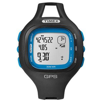 Timex T5K639 Marathon GPS Watch