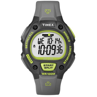 Timex T5K692 Mens Ironman Traditional 30-Lap Watch