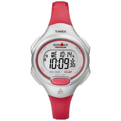 Timex T5K741 Ladies Ironman 10-Lap Watch