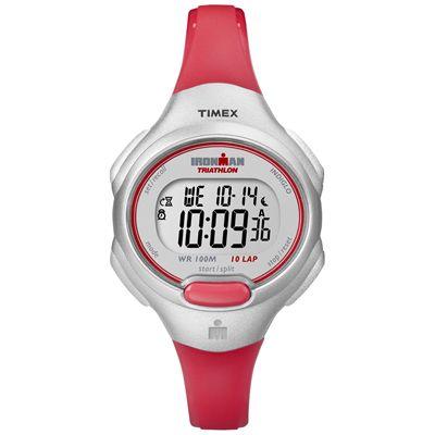 Timex T5K741 Ladies Ironman 10-Lap Watch