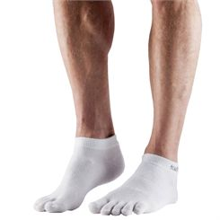 ToeSox Full Toe Ankle Ultralite Socks