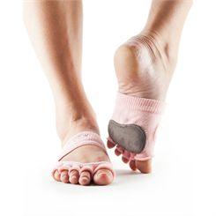 ToeSox Half Toe Releve Grip Socks