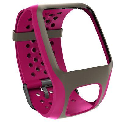 TomTom Comfort Strap - Dark Pink