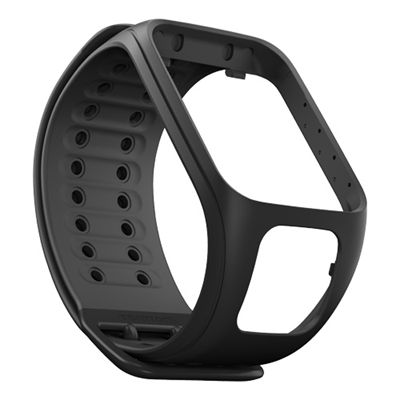 TomTom Large Watch Strap-Black